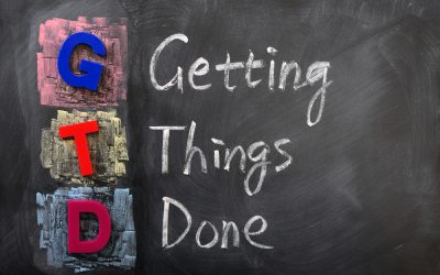 Todd's Guide To Getting Tasks Done